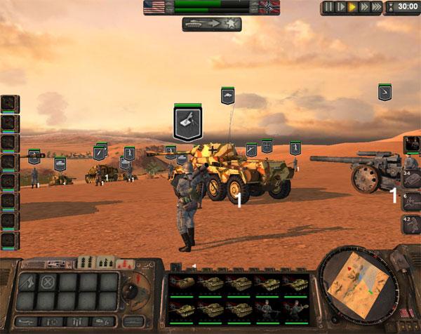 Disponibile per il download la patch 1.1 in lingua tedesca di War Leaders: Cla