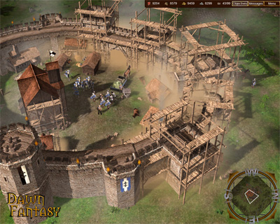 Lighthouse Interactive's fantasy-based MMORTS Dawn of Fantasy (PC) and ...