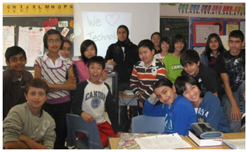 Teaching With Technology Winner #3 - 2010
