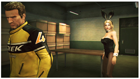 Dead Rising 2 Playboy Bunny