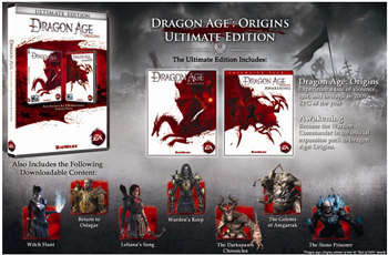 Dragon Age Origins Ultimate Collection