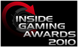 Inside Gaming Awards 2010