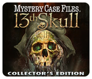 Mystery Case Files 13th Skull