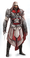 Ezio in Drachen Armour
