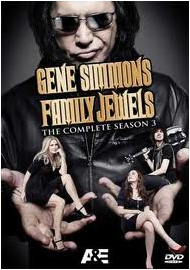 Gene Simmons Family Jewels Image Credit: Gene Simmons