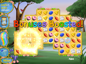 Spring Bonus Power Boost