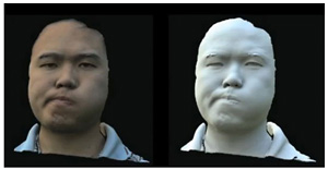 face scanning