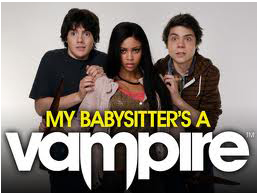 My Babysitter's A Vampire