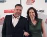 Aaron Douglas and Angela Scardillo